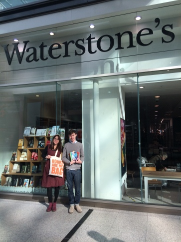 Another Waterstones in Manchester