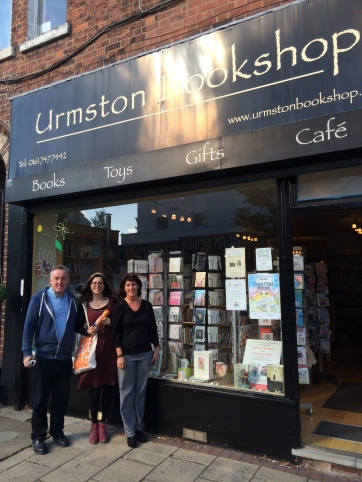 The Urmston Bookshop